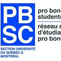 Réseau national d'étudiant-e-s Pro Bono / UQAM