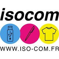 Isocom -  Objets publicitaires personnalisés