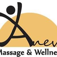 Anew Massage and Wellness • Therapeutic Massage