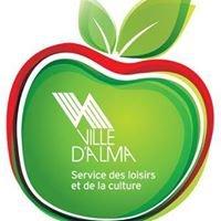 Service des loisirs et de la culture de la Ville d'Alma