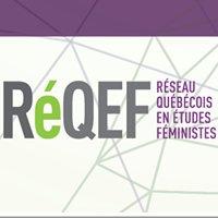 Réseau québécois en études féministes (RéQEF)
