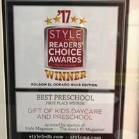 The Gift of Kids Daycare and Preschool