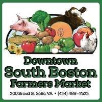 Downtown South Boston Farmers Market