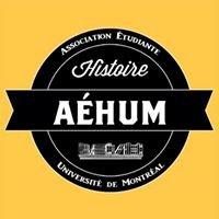 AÉHUM - Association étudiante d'Histoire de l'Université de Montréal