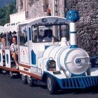 Cyparis Express le petit train de Saint-Pierre