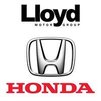 LLOYD HONDA