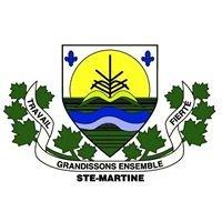 Municipalité de Sainte-Martine