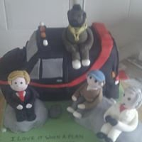 Claire's Cake Creations