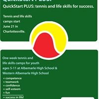 QuickStart PLUS: tennis + life skills = success!