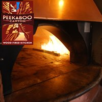 Peekaboo Canyon Wood Fired Kitchen