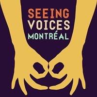 Seeing Voices Montréal