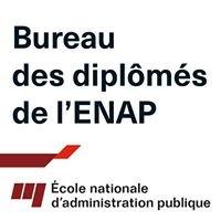 Bureau des diplômées et diplômés de l'ENAP
