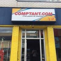 Comptant.com st-Laurent