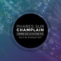 Phares sur Champlain