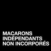 Macarons indépendants non incorporés