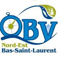 Organisme des bassins versants du Nord-Est du Bas-Saint-Laurent