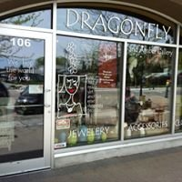 Dragonfly and Amber Gallery