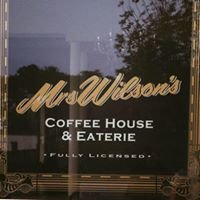 Mrs Wilson's Coffee House & Eaterie