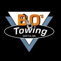 Bo's Flatbed Towing & Services