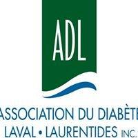 Association du Diabète Laval, Laurentides Inc.