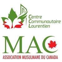 Centre Communautaire Laurentien / Mosquée AlRawdah Montréal