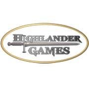 Highlander Games and Comics