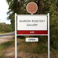 Marion Rosetzky Gallery