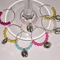 Wedding Wine Charms favours Party Wedding ideas & Gifts