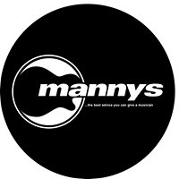 Mannys Musical Instruments & Pro Audio