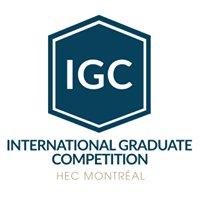 International Graduate Competition (IGC) - HEC Montréal