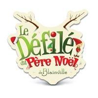 Défilé du Père Noël de Blainville