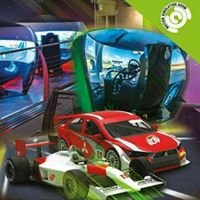 Motion Simulation Room - Racing Car Simulation Centre