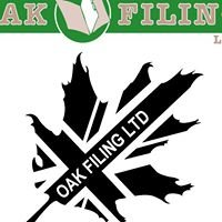 Oak Filing Ltd
