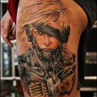 Monster ink Tattoo Thailand Khaosan road