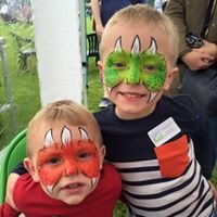 Flash Faces, Face painting and Glitter Tattoos