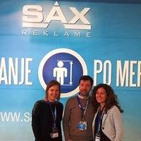 SAX Reklame