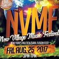 NEW VILLAGE MUSIC FESTIVAL