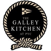 Galley Kitchen at P.Y.C