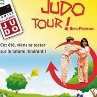 Judo Tour Ile De France 2013