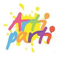 Arti Parti - Face Painting & Balloons