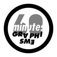 60 MINUTES GRAPHISME