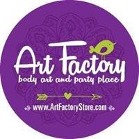 Art Factory - Body Art & Party Place