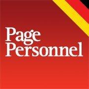 Page Personnel Deutschland