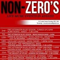 Non-Zero's