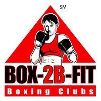 Box-2B-Fit Boxing Clubs, Inc.