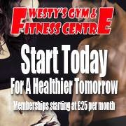 Westys Gym & Fitness Centre