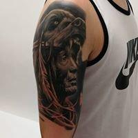 Gallery Custom Tattoo's
