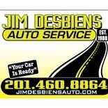 Jim Desbiens Auto Service, Inc.