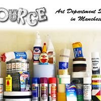 The Source - Art Department Supplies