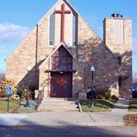 St. John United Church of Christ in Melbourne, Iowa